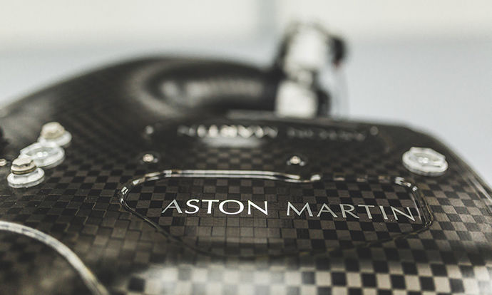Aston Martin го откри најдобриот мотор на светот