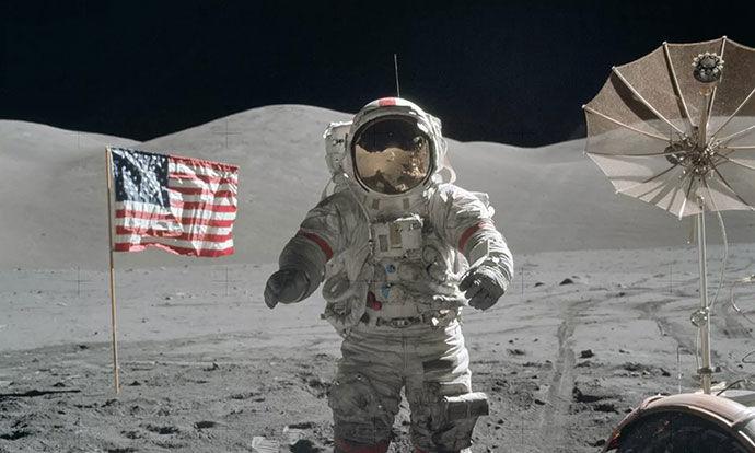 Пред 46 години луѓето последен пат ја посетија Месечината
