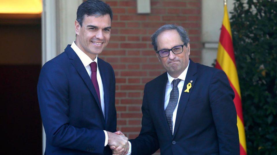 Санчез и нуди на Каталонија референдум за поголема автономија, не за самостојност