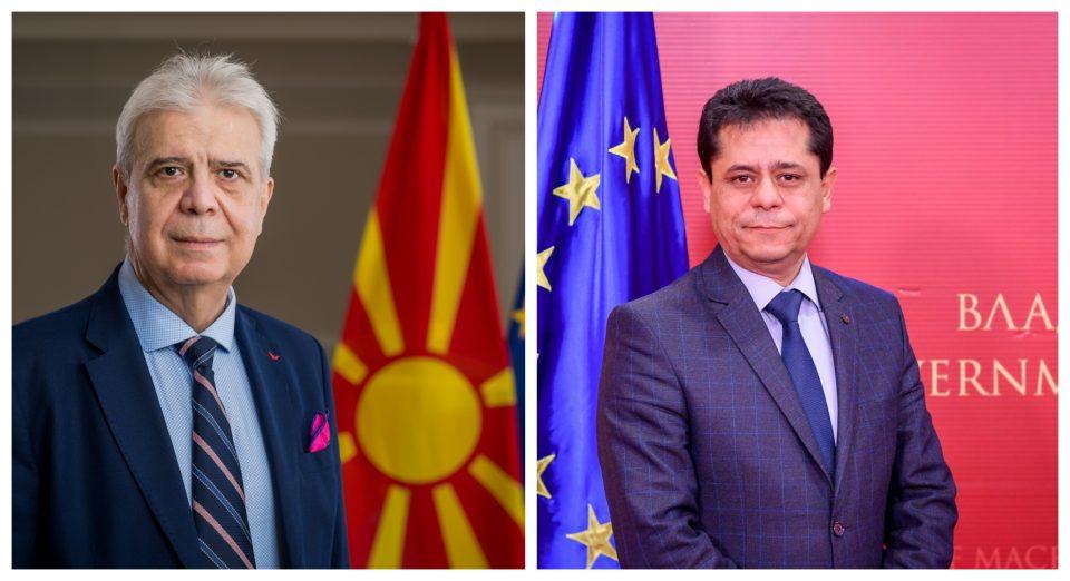 Собранието ќе ги разрешува министрите Ахмедовски и Ќахил и ќе избира нови