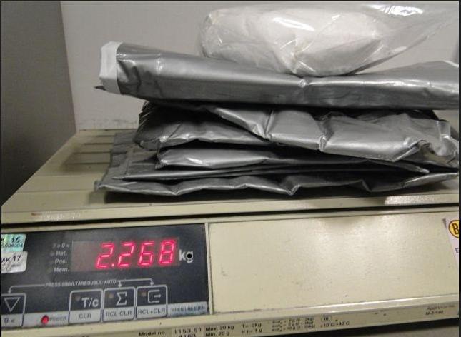 Ја фрлил кесата со кокаин, но падна во рацете на полицијата: Кривична за неговиот дилер од Охрид