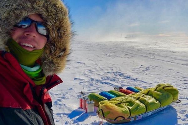 Авантура долга 1.500 км: Колин О Брејди е првиот човек кој сам за 54 дена го помина Антарктикот