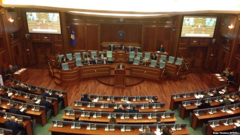 Косовското Собрание не ја изгласа резолуцијата на опозицијата за визна либерализација