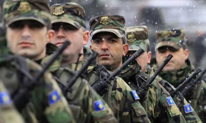 Турција го поддржа формирањето на Војската на Косово