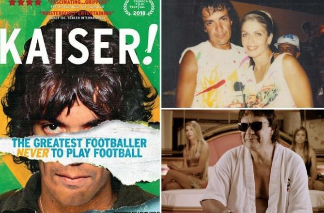 Најголемиот измамник и неговите лаги: 20 години глумел дека е професионален фудбалер, а немал поим од игра (ВИДЕО)