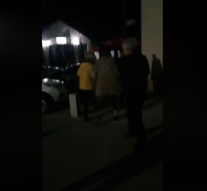ВИДЕО: Советникот на Заев Ленче Николовска избркана од Могила
