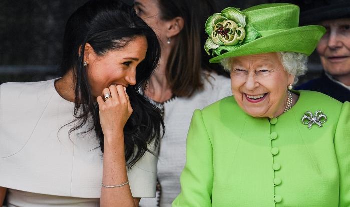 Нов шок во кралската палата: Меган ја избркала жената во која кралицата имала најголема доверба