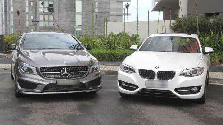 Луксузните автомобили украдени од скопски автосалон пронајдени во Гостивар