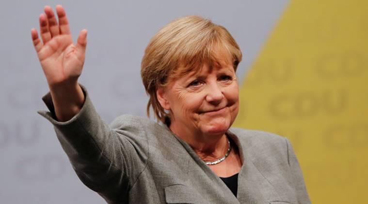 Меркел се огласи за својата здравствена состојба