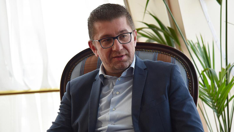 Мицкоски го запраша Заев ќе признаат ли што зборувале неговите функционери Васко Ковачевски, Китанов, Филипче, Дан Дончев…