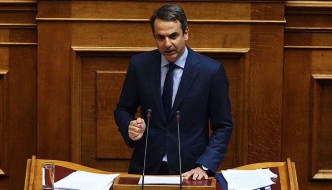 Мицотакис ги испрати првите закани кон Македонија