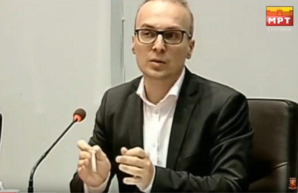 Милошоски: Јасно е дека ВМРО-ДПМНЕ ќе победи, неколку недели разлика за термин за избори не прават разлика за резулатот