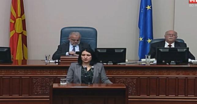 Митовска: СДСМ нема капацитет да го реазлизира она што го има испланирано
