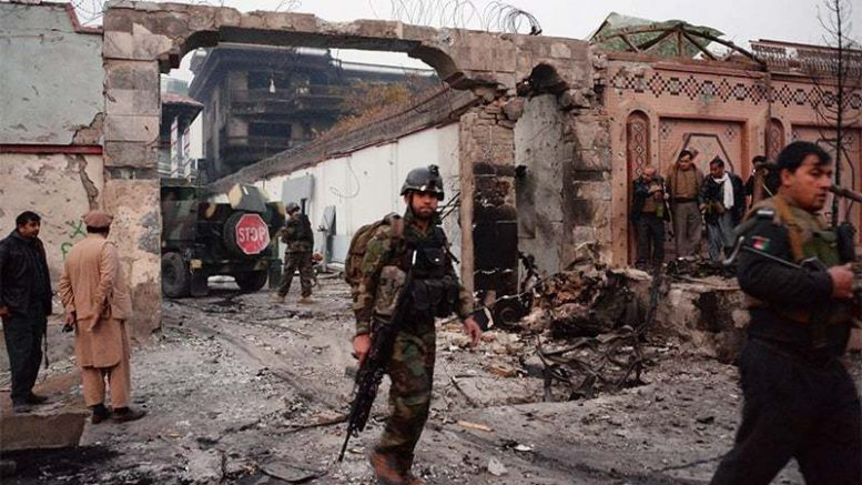 Осум војници загинаа во напад на талибанци во западен Авганистан