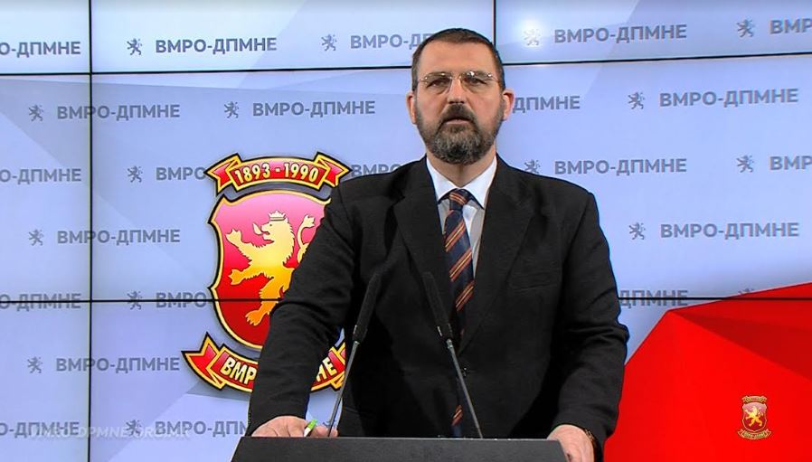 Стоилковски: Заеви спроведуваат масовен поткуп за изборни цели, очекуваме соодветна казна за прекршителите