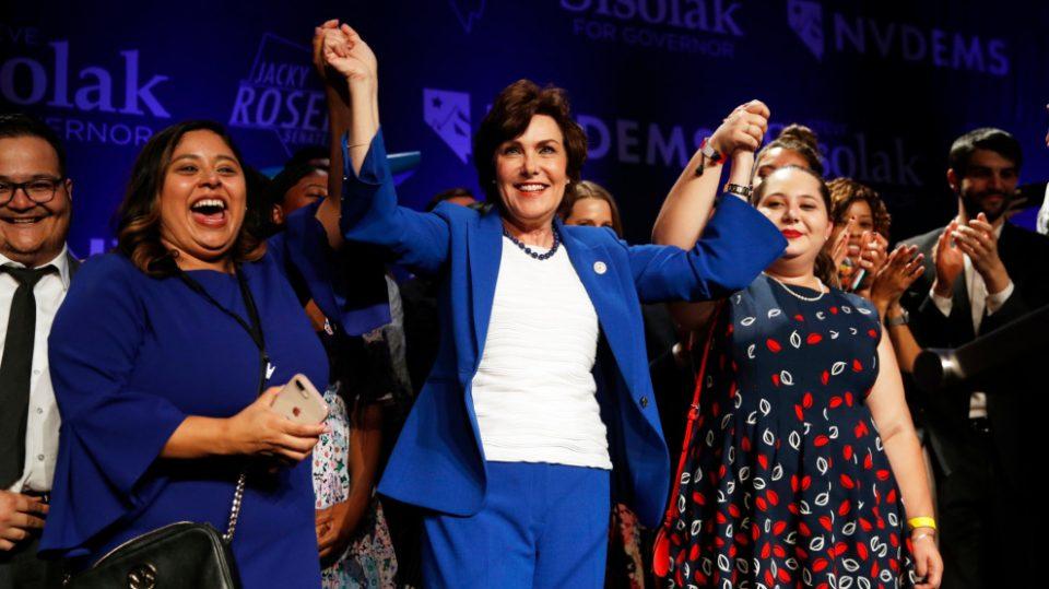 Невада стана првата американска држава со повеќе женски од машки пратеници