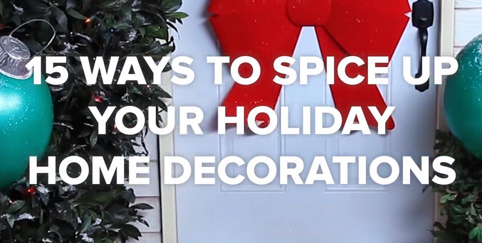 ВИДЕО: 15 идеи како сами да направите новогодишни украси