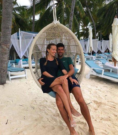 ФОТО: Важат за среќен пар, но Јелена со ова го извади Новак од такт