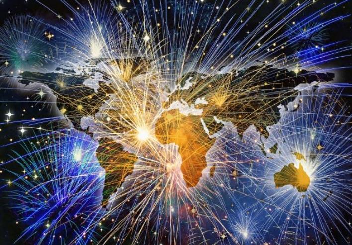 Новогодишни обичаи ширум светот