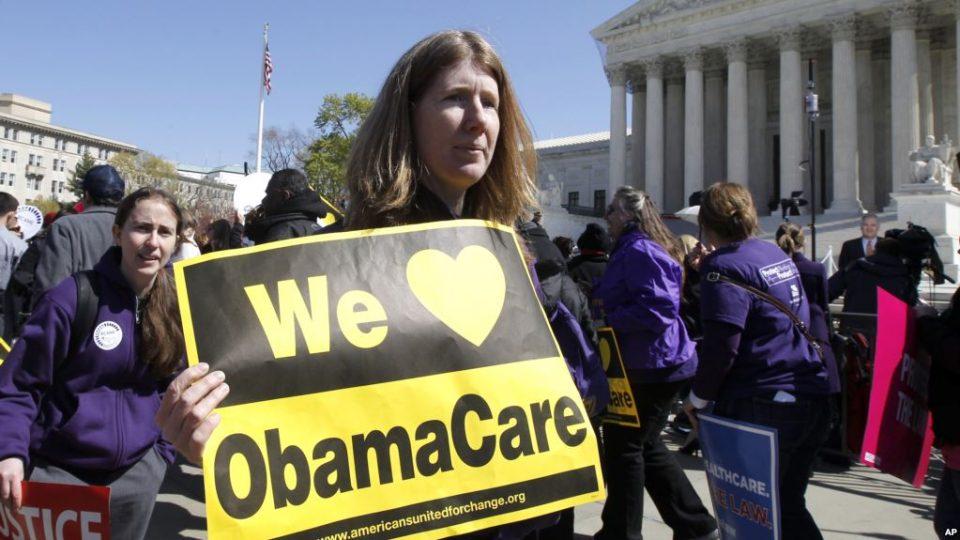 Тексас: Законот Обамакер на Барак Обама е неуставен