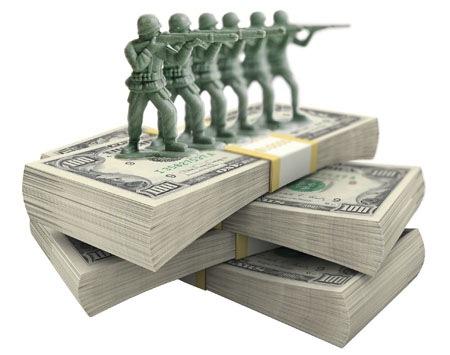 Извештај: Националните буџети за одбрана бележат најголем раст во последните 10 години