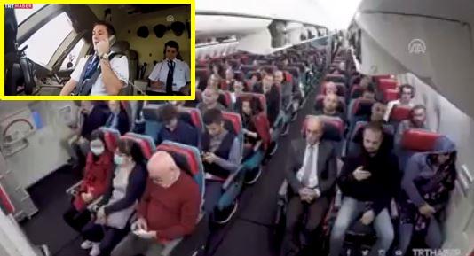 Пилотот преку разгласот проговори само четири збора- следуваше молк и солзи, па сите сакаа да видат само еден човек (ВИДЕО)