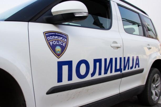 """Пронајдена 18- годишна девојка без документи за идентификација во комбе на ГП """"Блаце"""""""