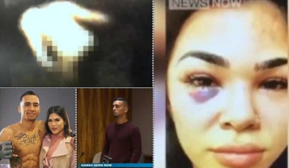 Најубавата жена во светот брутално претепана од сопругот: Објавено видео во кое гола бега од мажот кој сакал да ја убие