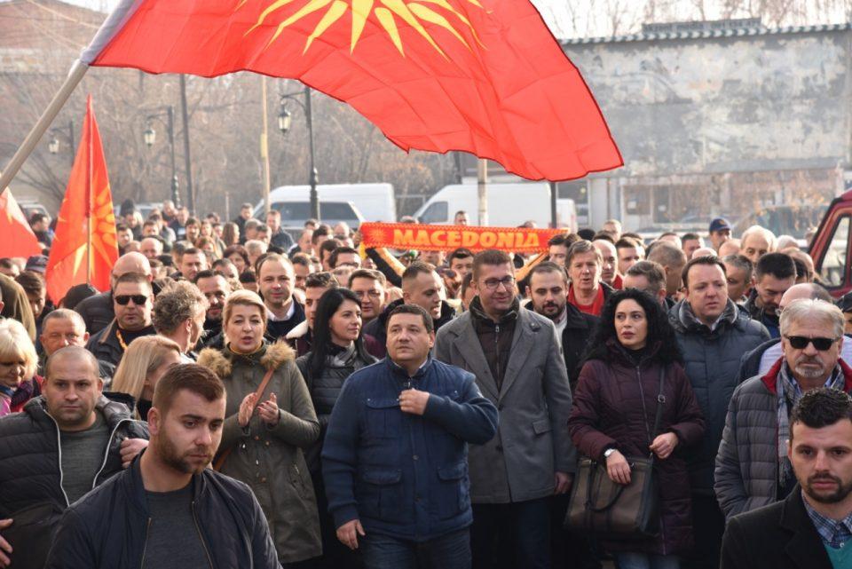 Мицкоски: СДСМ создаде црнила и темнина во Македонија, ВМРО-ДПМНЕ ќе ја донесе зората која ќе донесе нова надеж и правдина за секој граѓанин