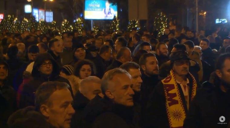 Мицкоски ги повтори шесте барања на ВМРО-ДПМНЕ