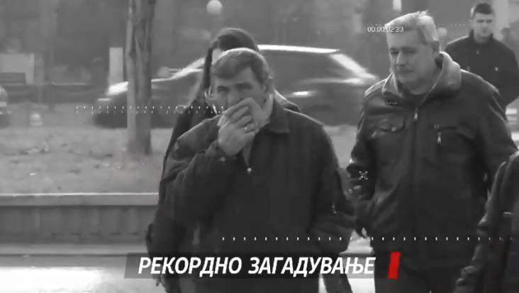 Мицкоски: Македонија е најзагадената земја во Европа, загадениот воздух е тивкиот убиец против кој Владата не се бори