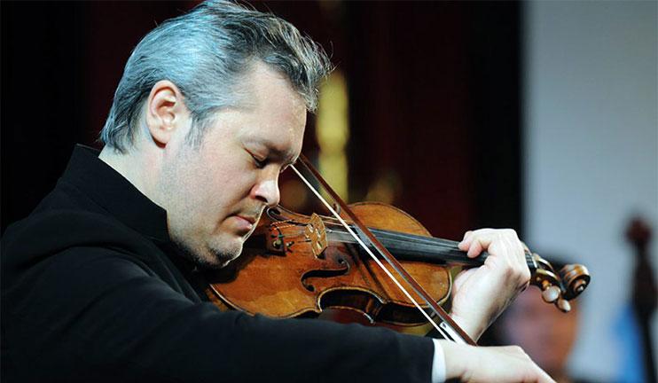 Концерт на виртуозот на виолината Вадим Репин и Македонската филхармонија