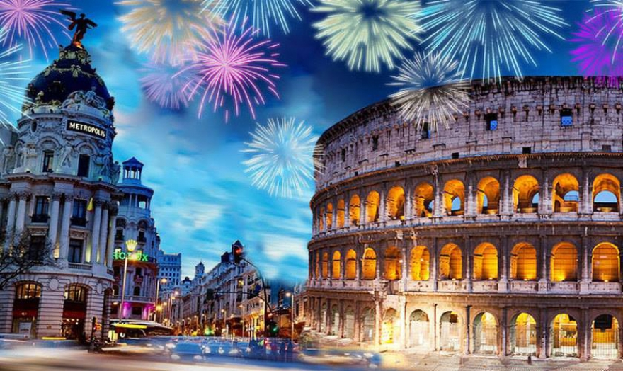 Еве каде дел од Македонците ќе ја пречекаат Новата година!