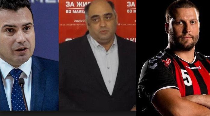 (СКАНДАЛ) Лидер: Советник од кабинетот на Заев го прогласи ракометарот Стоилов за ментално нестабилен