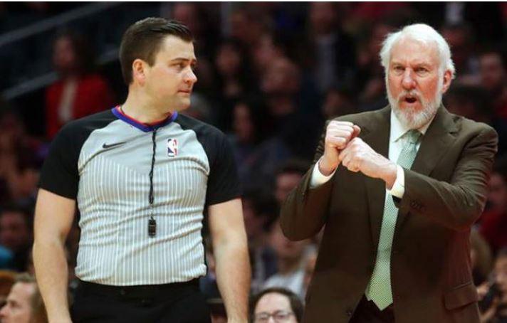 Сан Антонио доживеа ново понижување во НБА