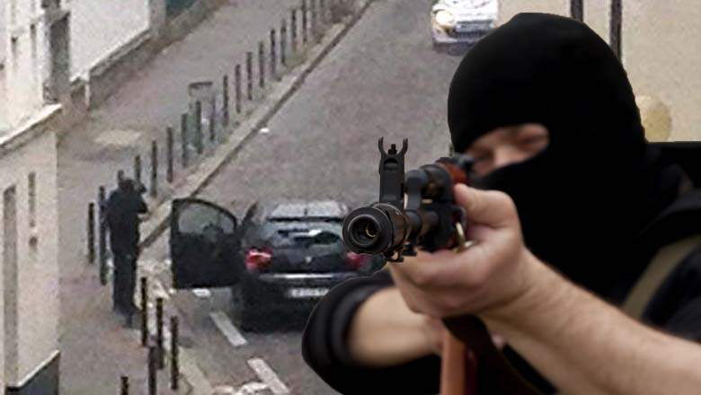 """Уапсен џихадист поврзан со нападот врз """"Шарли ебдо"""""""