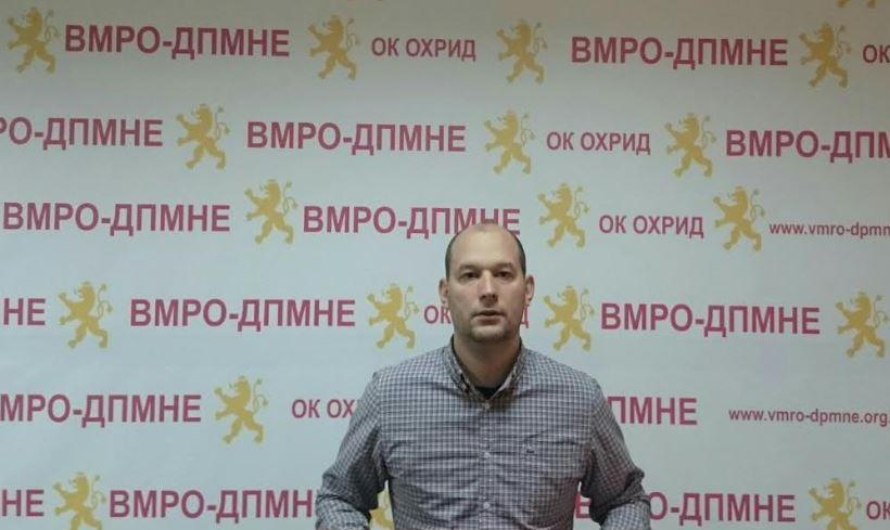 Донев: ВМРО-ДПМНЕ е со народот и работи за народот, заедно продолжуваме во борбата против антинародната власт на СДСМ