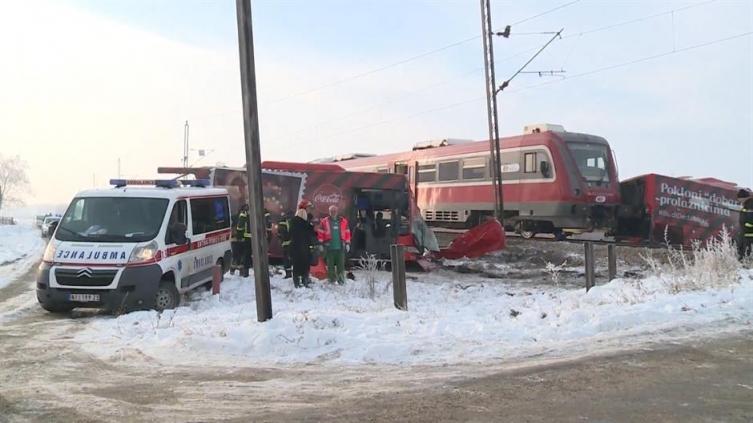 Почина и шестата жртва на железничката несреќа кај Ниш