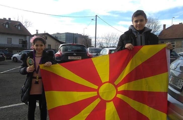Нејзин идол е Каролина Гочева, а таа е новата македонска надеж: Запознајте ја Талиа Василова (ФОТО)