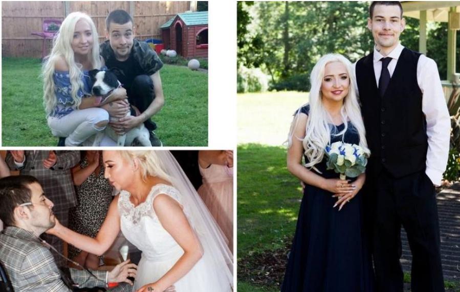 На нивната свадба солзите не беа радосници: Дознал дека умира, па си ја оженил саканата на трогателна церемонија