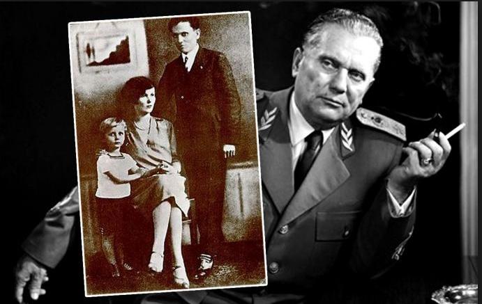 Шокантно тврдење: Првата сопруга на Тито имала само 14 години