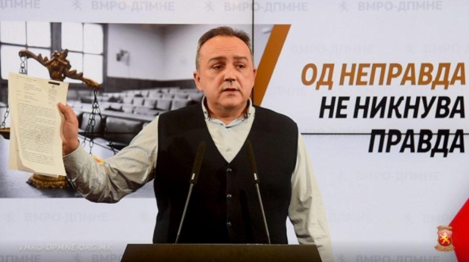 """Менкиноски со докази пред јавноста: Сугаревски образложува дека во предметот """"Топлик"""" нема материјална штета"""