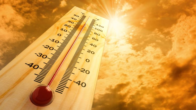Денеска сончево и многу топло- еве до кога ќе имаме температури +40