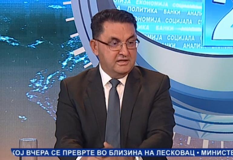 Славески: Причините и одговорноста за лошите економски резултати во економијата треба да се бара во оние кои ги менаџираат главните економски ресори