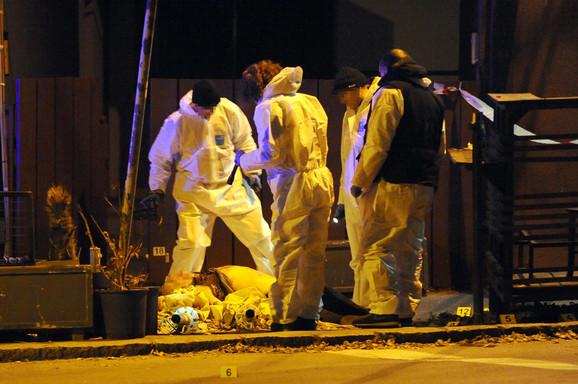 Пресметка на мафијата во Белград: Убиен бизнисмен, сопственик на позната коцкарница (ВИДЕО)