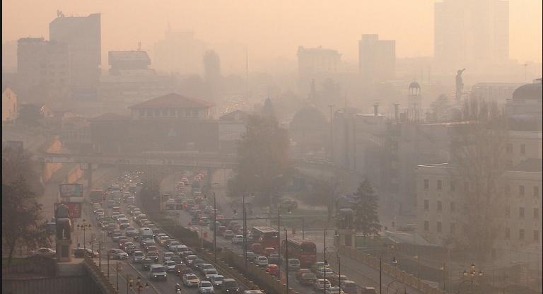 Граѓаните едвај дишат: И оваа вечер загаденоста е на високо ниво