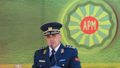 Началникот на ГШ на АРМ ќе реферира пред врховниот командант