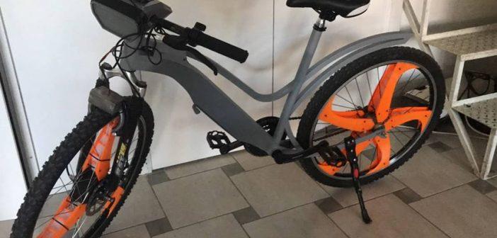 Студенти измислија градски систем на електрични велосипеди кои ќе го прочистуваат воздухот со филтри