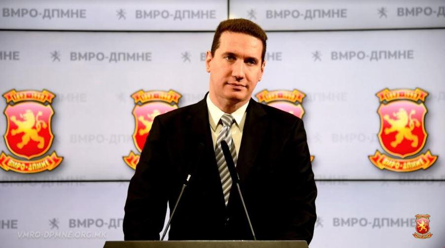 Ѓорчев: Ако е толку добро во образованието зошто тогаш Петар Арсовски си поднесе оставка, објаснувајќи дека ништо не бива од подобрување на образовниот процес?