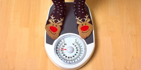 Британски професори: Почесто мерете се на вага за празниците